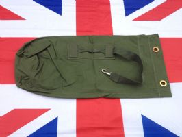GREEN BRITISH ARMY KIT BAG